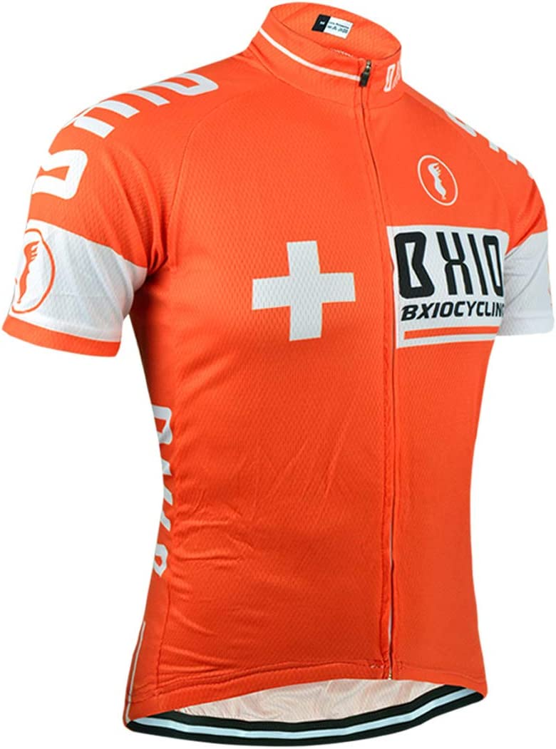 Witner Cycling Clothing BXIO Cycling Jerseys for Men Cycling Bib Shorts,Long Bib Pants and Long Sleeves 025
