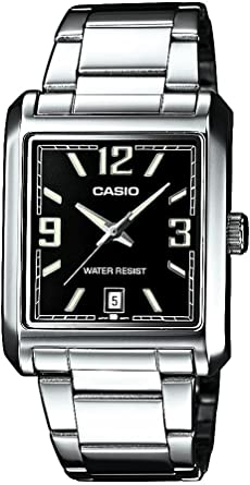 Casio Collection Montre Homme MTP 1336D 1AEF: : Montres  oqL62