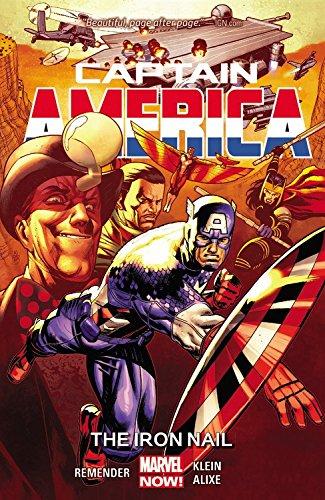 Captain America Volume 4: The Iron Nail (Marvel (Klein Nails)