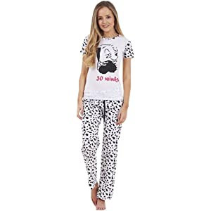 Snoopy Pyjama Set Women//ladies Short Sleeve size small to large  Nightwear