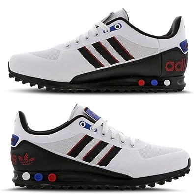 adidas LA Trainer 2.0 Mens Size UK 7 Trainers White Black