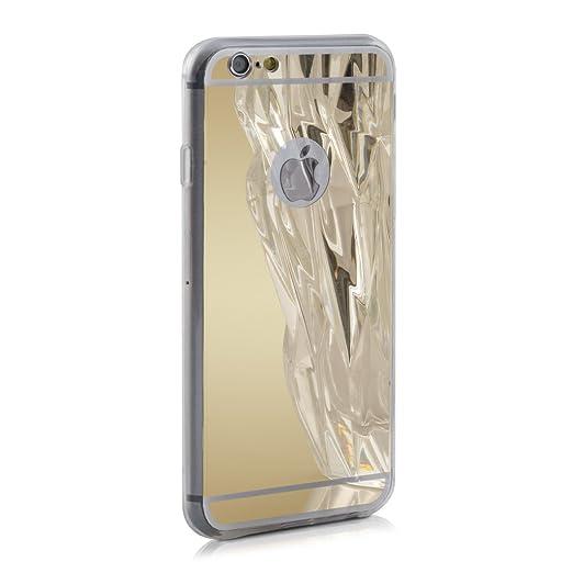 14 opinioni per kwmobile Cover per Apple iPhone 6 / 6S- Custodia in silicone TPU- Back case