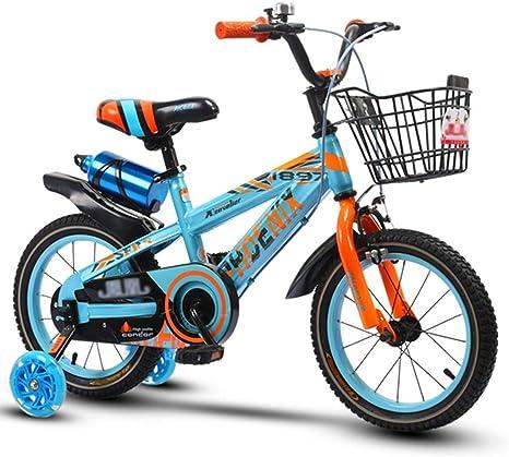 Xiaotian Bicicleta para niños Bicicleta de Viaje al Aire Libre Bicicleta de Primavera y Verano para niños y niñas de 3 a 12 años de Edad: Amazon.es: Deportes y aire libre