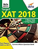 Target XAT 2018 (Past Papers 2005 - 2017 + 5 Mock Tests)