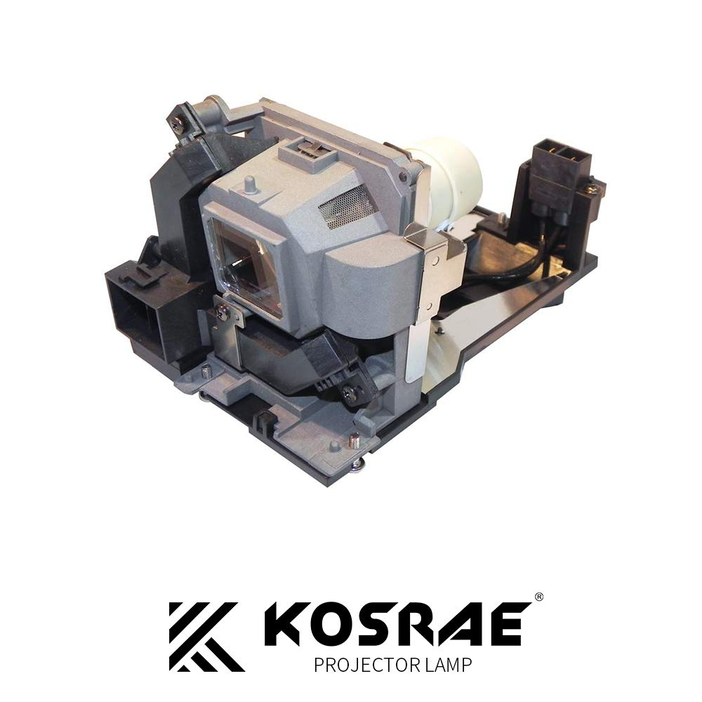 Kosrae Projector Replacement Lamp NP27LP with Kosrae Bulb and Housing for NEC M282X// M283X Projector