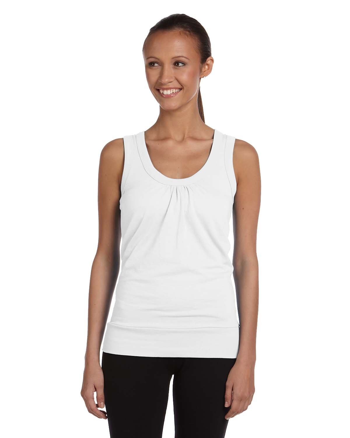 UltraClub Ladies Cool & Dry Polo Shirt, White, Small. (Pack of 10)