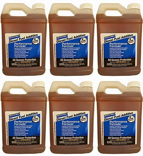 STANADYNE 6 PACK 1/2 GALLONS by Stanadyne