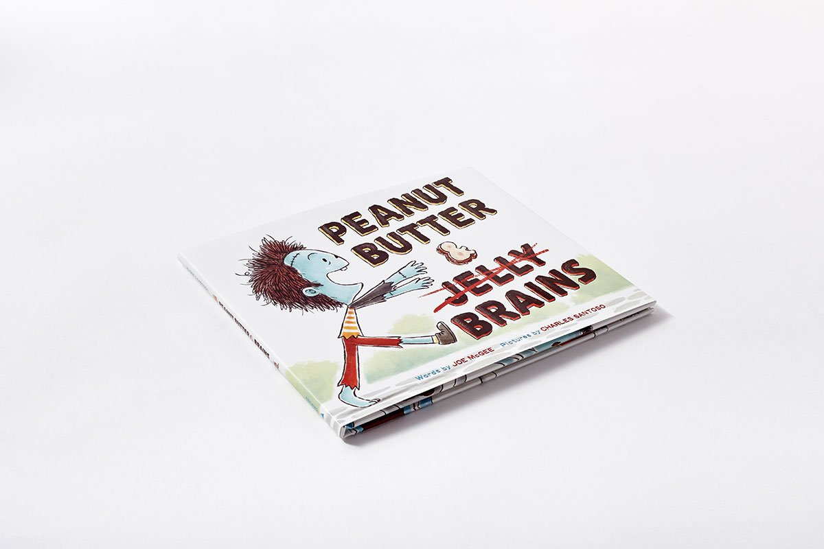 Peanut Butter & Brains: A Zombie Culinary Tale