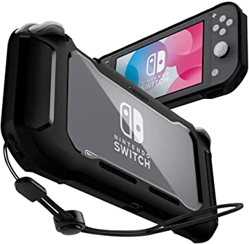 Spigen Rugged Armor Compatible con Nintendo Switch Lite Funda ...