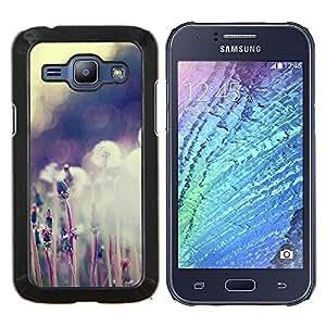 Queen Pattern - FOR Samsung Galaxy J1 J100 J100H - Plant Nature Forrest Flower 59 - Cubierta del caso de impacto con el patr???¡¯???€????€????&s