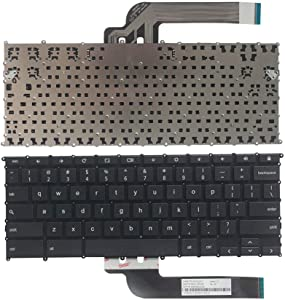 New Laptop Replacement Keyboard for Asus ChromeBook C100 C100PA US Layout