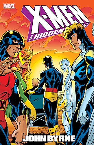X-Men: The Hidden Years Vol. 2 (X-Men: The Hidden Years (1999-2001)) cover