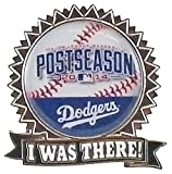 """Los Angeles Dodgers 2014 Post Season """"I Was There"""" Pin"""