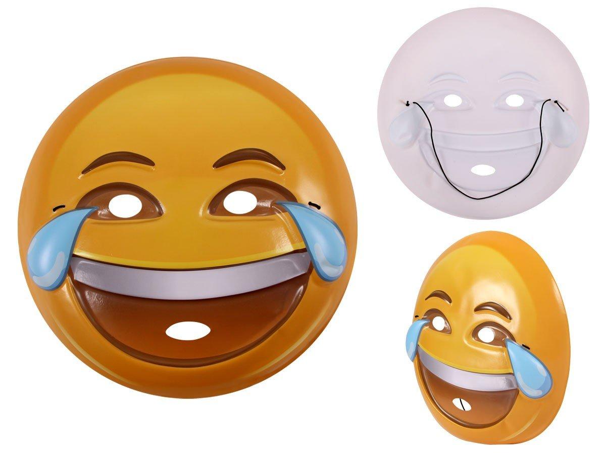Máscara Smiley Emoji Emoticono Ultra Rigolo Alsino plástico PVC de ...