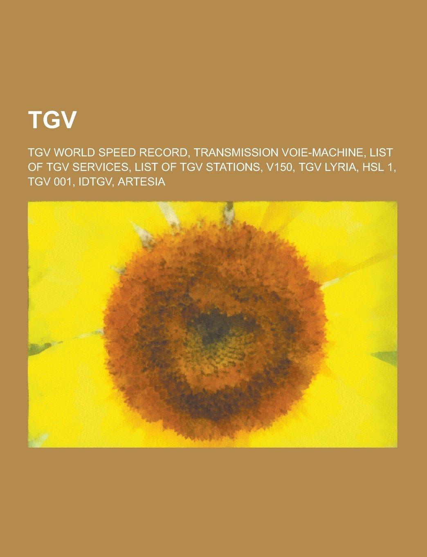 Amazon.co.jp: TGV: TGV World ...