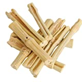 BWOGUE 100g Pet Snacks Sweet Bamboo Chew Toy for