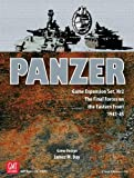 GMT: Expansion Set #2, the Final Forces on the Eastern Front, 1941-4, for Panzer Board Game, 3rd Edition