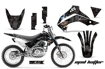 Amazoncom Kawasaki KLX MX Dirt Bike Graphic Kit - Decal graphics for dirt bikes