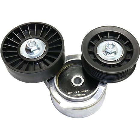 evan-fischer eva1034021616 nueva directa Fit Accesorios Cinturón tensor Serpentina tipo para Durango 04 –