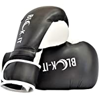 Blok-IT Boxing Gloves - Pro Boxing Gloves with The Easy On/Easy Off Quick Release Strap