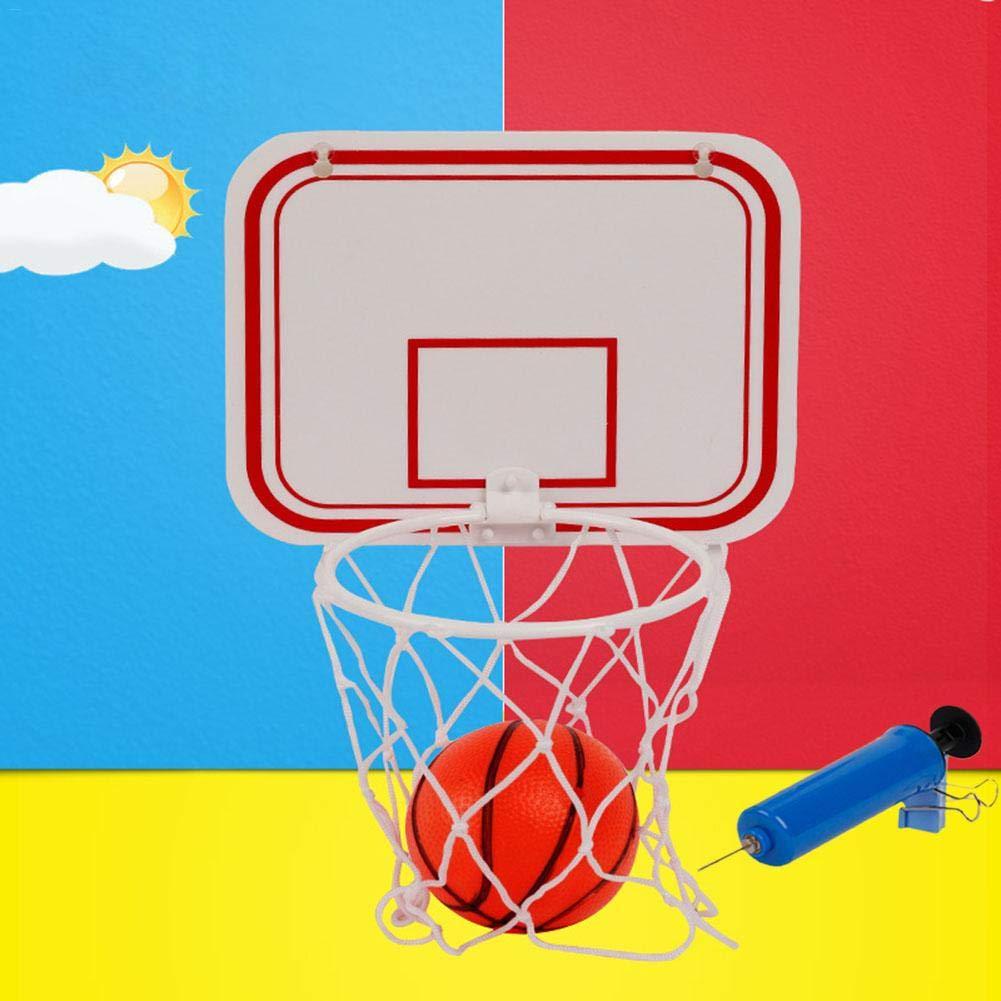 LiféUP Aro de baloncesto infantil sin punzón para interiores con ...