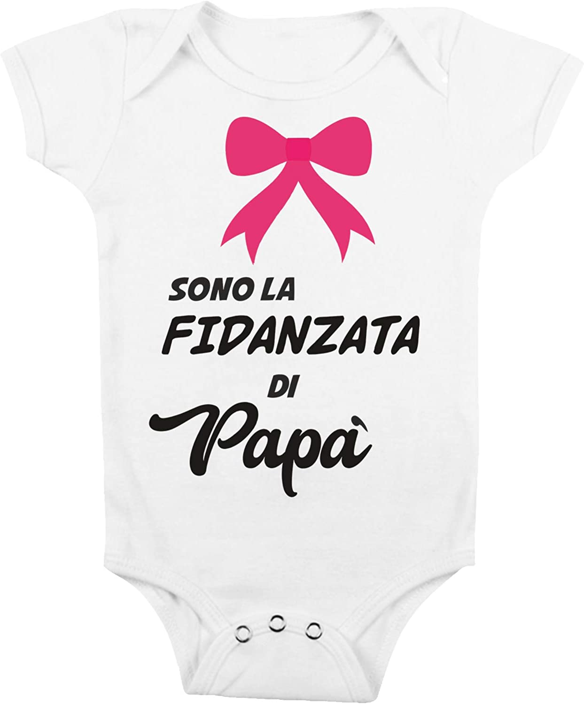 Idea Regalo fashwork Body Neonato Divertente Sono LAmore del Mio pap/à