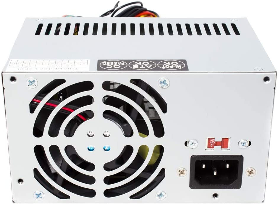 Replace Power 420W 420 Watt ATX Power Supply Replacement for HP Compaq PN: 5188-2625, 5188-2627, 5188-2626