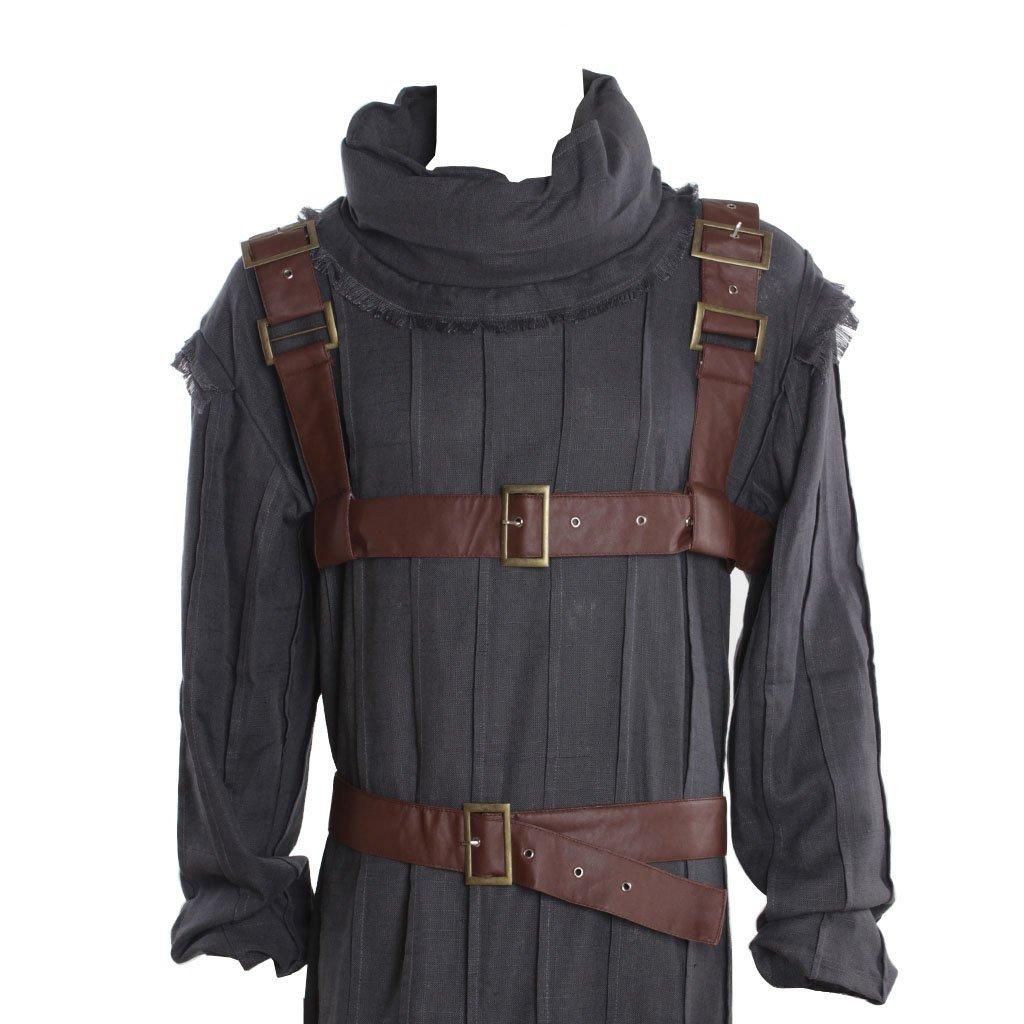 Amazon.com: cosplaydiy traje para hombre juego de tronos ...