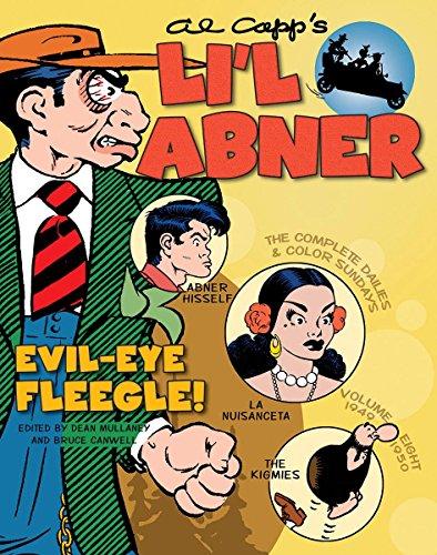 lil abner comics - 4