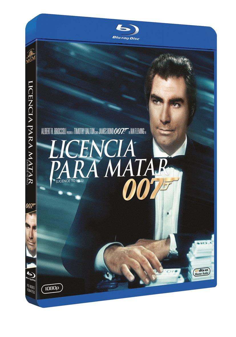 Licencia Para Matar - Blu-Ray [Blu-ray]