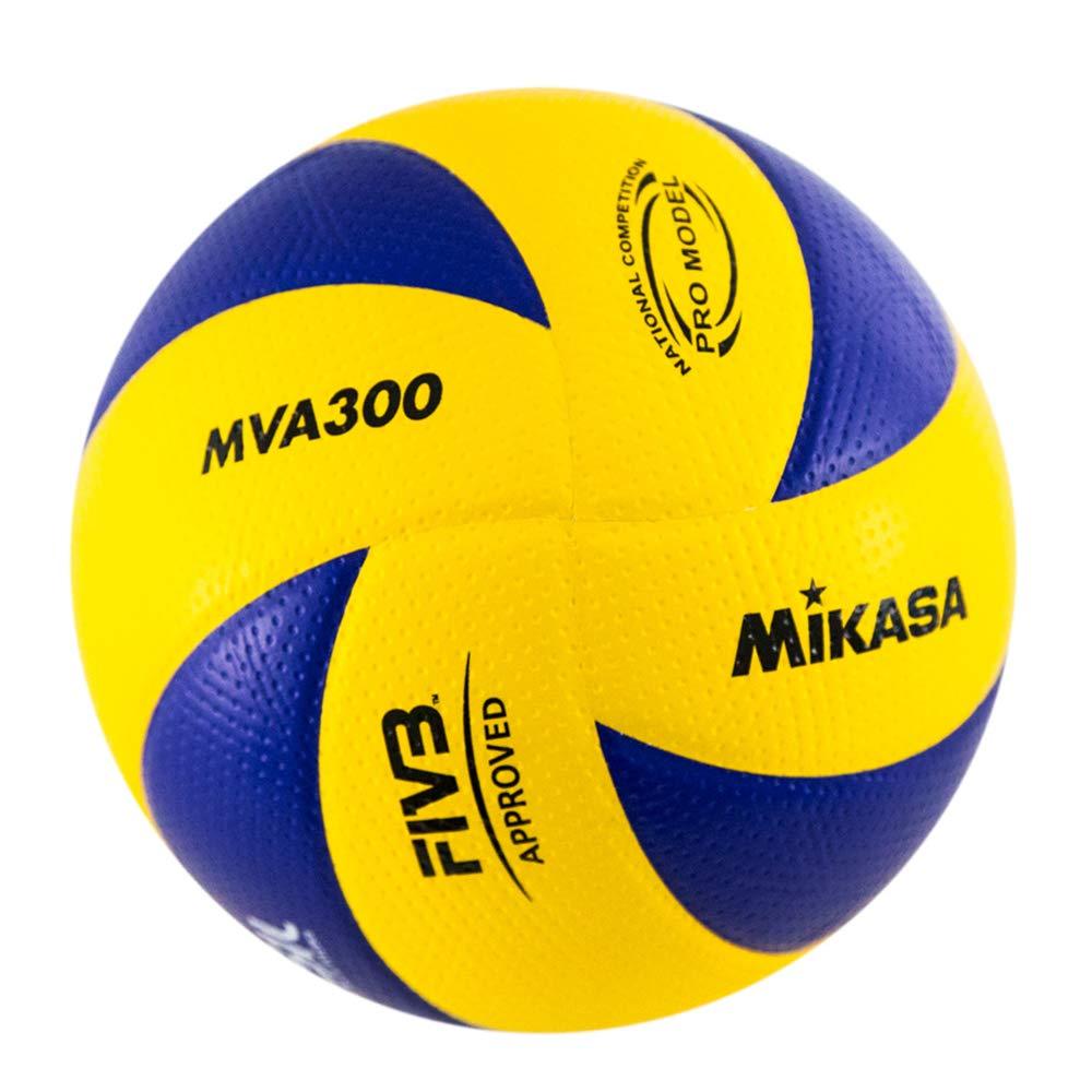 5 Mehrfarbig MIKASA MVA 300 Indoors Volley Ball