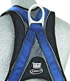 3M Personal Protective Equipment DBI/SALA, 1107976, VEST-STYLE EXOFIT HARNESS- MEDIUM- BACK D-RING