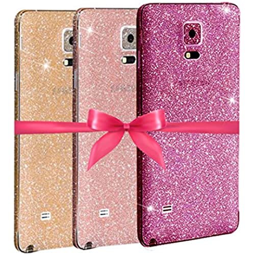Dreams Mall(TM)Samsung Galaxy S7,Set of 3-Bling Glitter Crystal Diamond Whole Body Protector Decal Film Sticker Sales