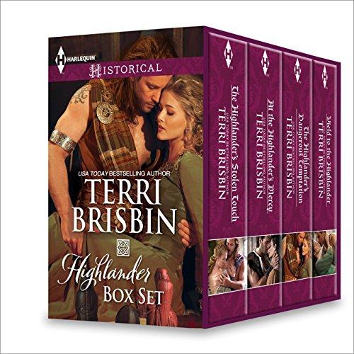 Terri Brisbin Highlander Box Set: The Highlander