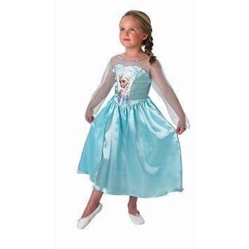 costume delsa reine des neiges robe pour enfant s 4 5 ans 98