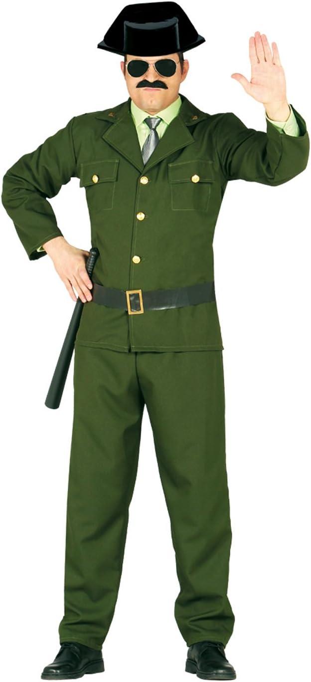 Guirca 80886 - Guardia Civil Adulto Talla L 52-54: Amazon.es ...