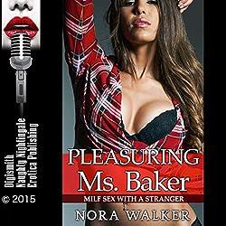 Pleasuring Ms. Baker