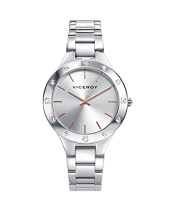 Reloj Viceroy Mujer 401044-87: Amazon.es: Relojes