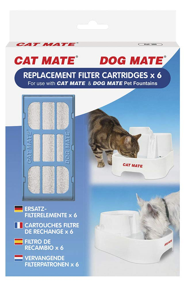 Replacement Pump For Cat Mate And Dog Mate Pet Fountains Cat Supplies