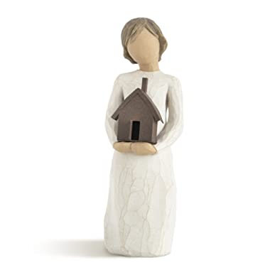 Willow Tree Mi Casa, sculpted hand-painted figure