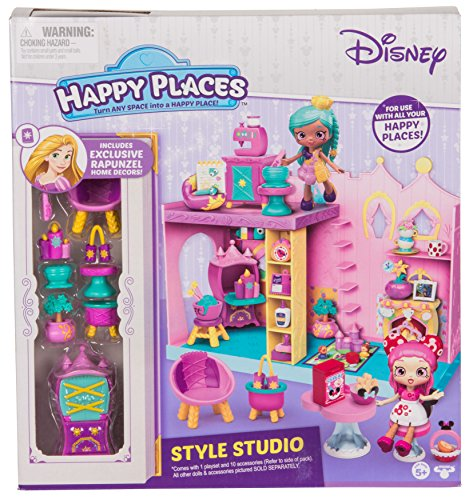 Happy Places Disney Style Studio Playset