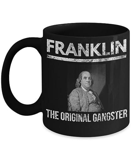 Amazon.com: Benjamin Franklin Quotes Mug - Franklin, The ...