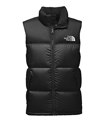 0ada256430 The North Face Mens Novelty Nuptse Down Vest at Amazon Men s Clothing store