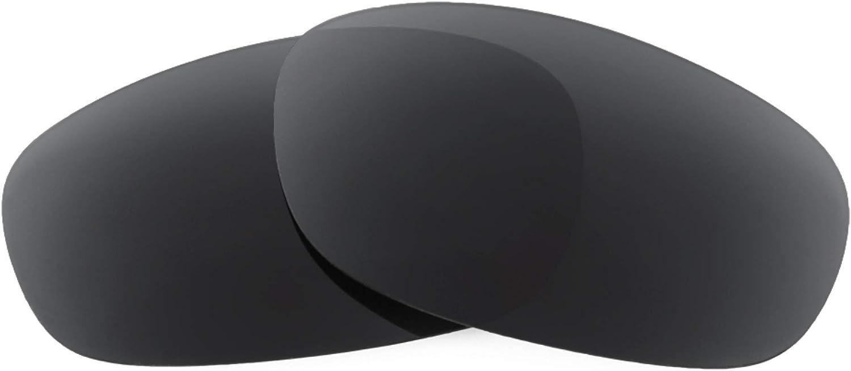 Revant Verres de Rechange pour Oakley Betray - Compatibles avec les Lunettes de Soleil Oakley Betray Noir Furtif - Polarisés Elite