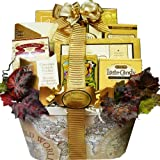 Art of Appreciation Gift Baskets Old World Charm Gourmet Food and Snacks (Chocolate)