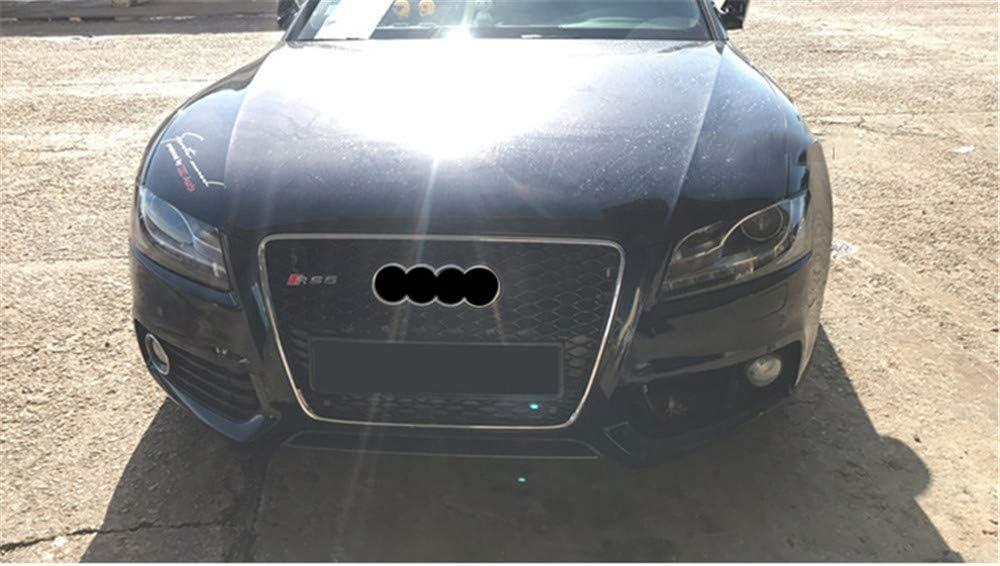 S5 2008-2011 Xinshuo Griglia anteriore in ABS con griglia a nido dape per RS5 Style A5