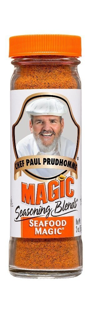 Chef Paul Prudhomme's Magic Seasoning Blends ~ Seafood Magic, 2-Ounce Bottle