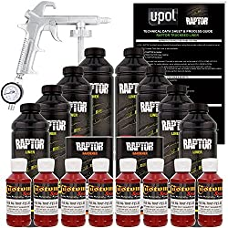 Image of the product U Pol Raptor Blood Red that is listed on the catalogue brand of U-Pol.