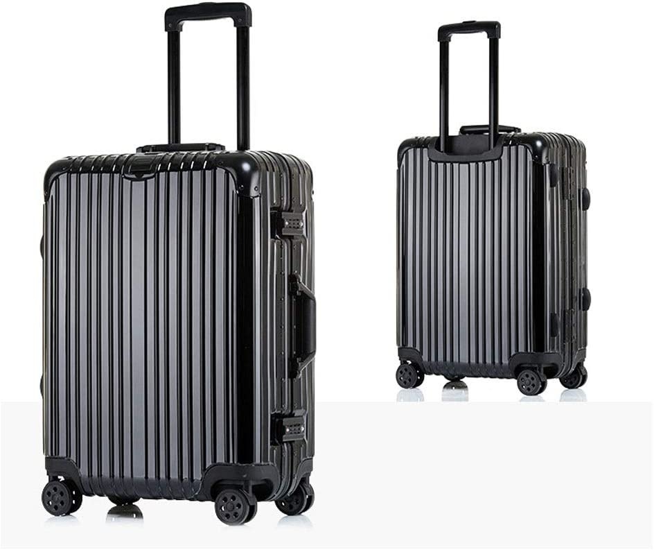 20 Carry-On /& 29 Checked Suitcase Color : Blue, Size : 29 Minmin-lgx Luggage Lightweight Hardside 4-Wheel Spinner Luggage Set