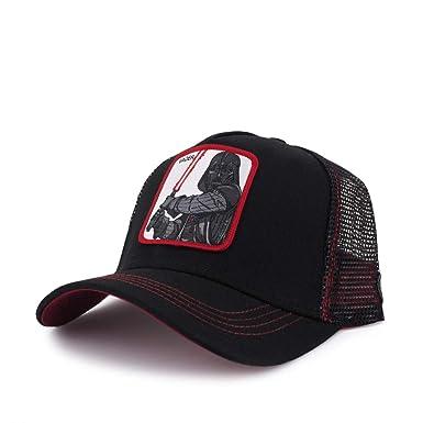 Capslab, Gorra de béisbol Star Wars Vader Negra, CPL_119 VAD2 ...